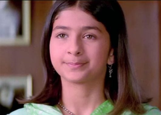 Malvika Raaj,the Gorgeous girl who played Kareena's younger version in Kabhi Khushi Kabhie Gham.