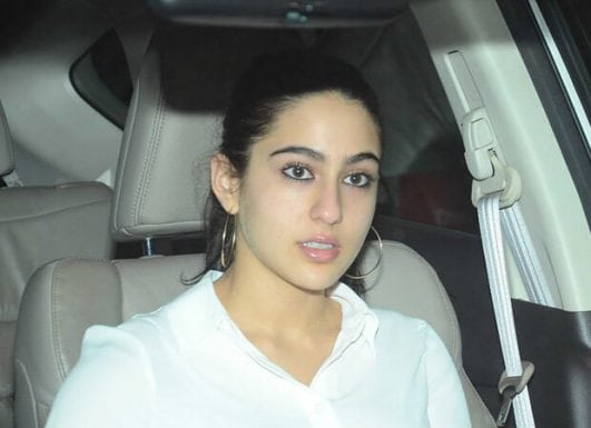 22 Photos of Sara Ali Khan Prove that She Will Be The Bollywood's Next Obsession