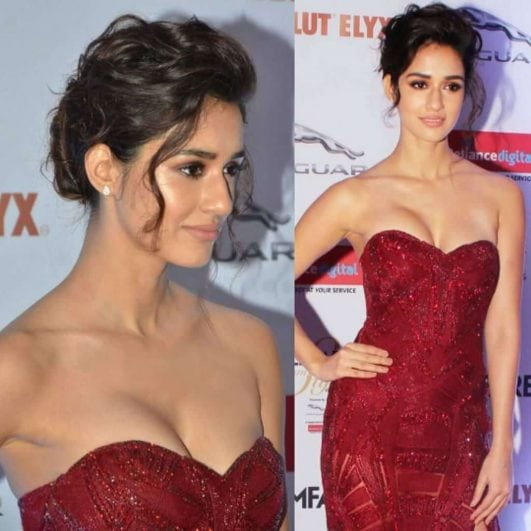 Disha Patani Latest Image From Filmfair Award