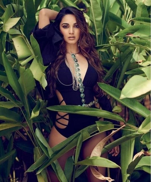 Kiara Advani Hot Swimsuit Pictures From Maxim India Magazine Feb 2015