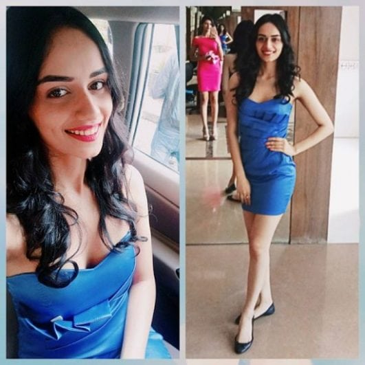 Miss India 2017 Manushi Chhillar bikini photos