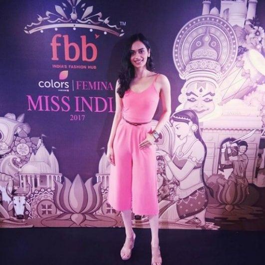 Miss India 2017 Manushi Chhillar bikini