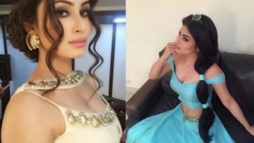30 Hot & Stunning Photo's Of Mouni Roy AKA Naagin Mouni Roy
