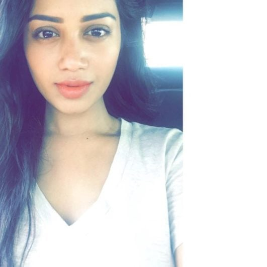 Nivetha Pethuraj hot instagram photo