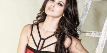 Sana Khan Latest Photoshoot For FHM Magazine Photos