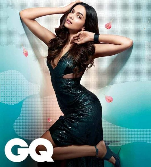 Deepika Padukone hot gq photoshoot still