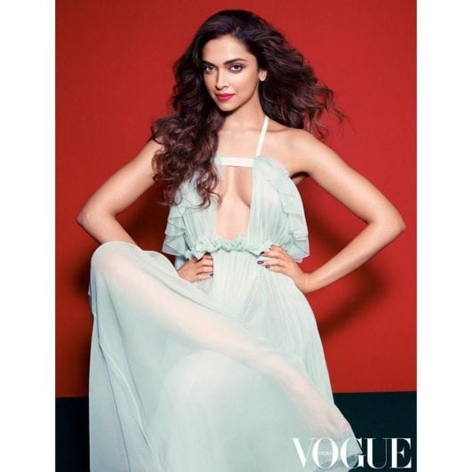Deepika Padukone hot photos still from vouge photoshoot