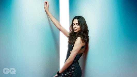 Deepika Padukone sexy and hot gq photoshoot pic