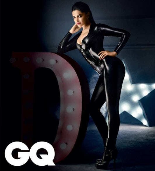 Deepika Padukone sexy hot photo from gq photoshoot