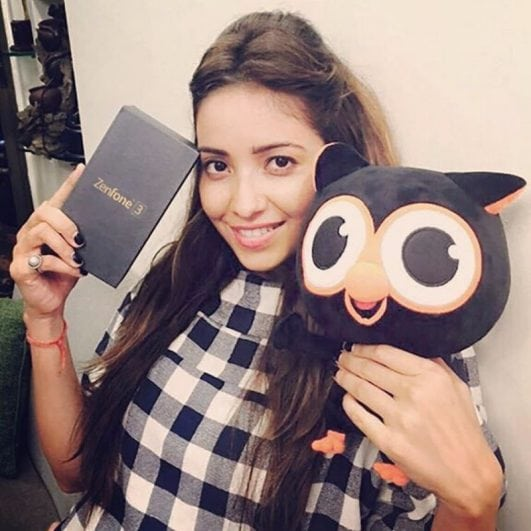 Asha Negi cute latest photo