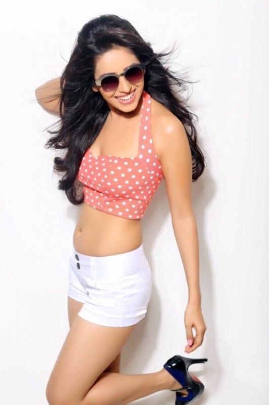 Asha Negi hot photoshoot still