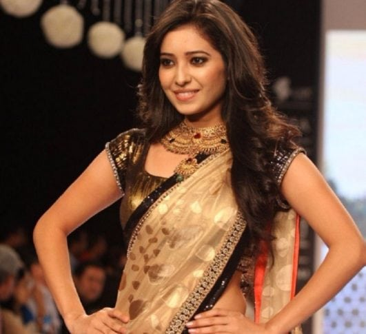 Asha Negi in a photoshoot