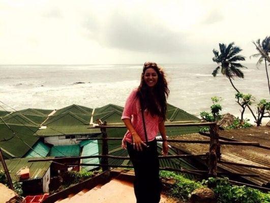 Asha Negi vacation photoshoot