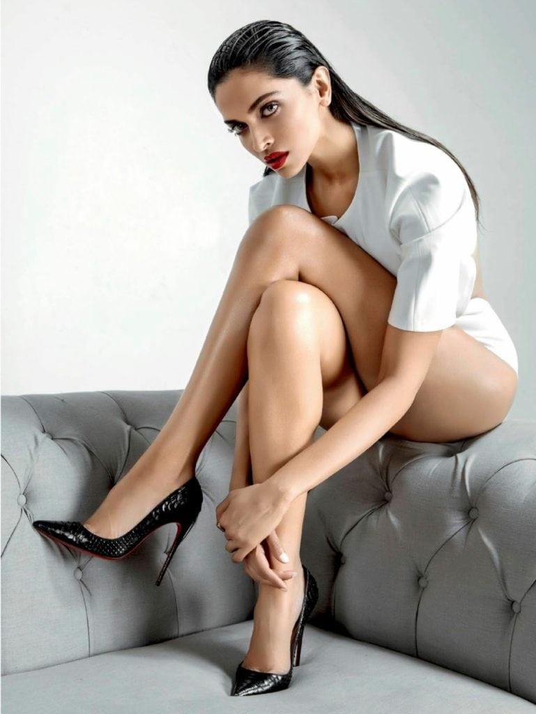Deepika Padukone Super Sexy Maxim India June 2017 Photoshoot 6
