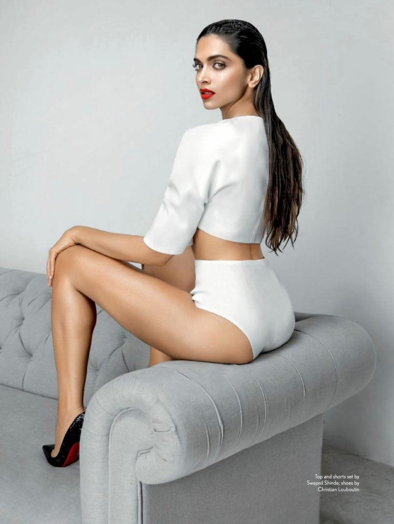 Deepika Padukone Super Sexy Maxim India June 2017 Photoshoot