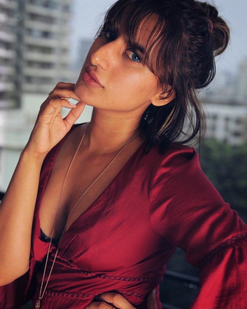 MTV-Girls On Top fame Saloni Chopra (6)