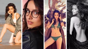 Shradha kapoor Hot Latest Boob Cleavage Best HQ photos Wallpaper