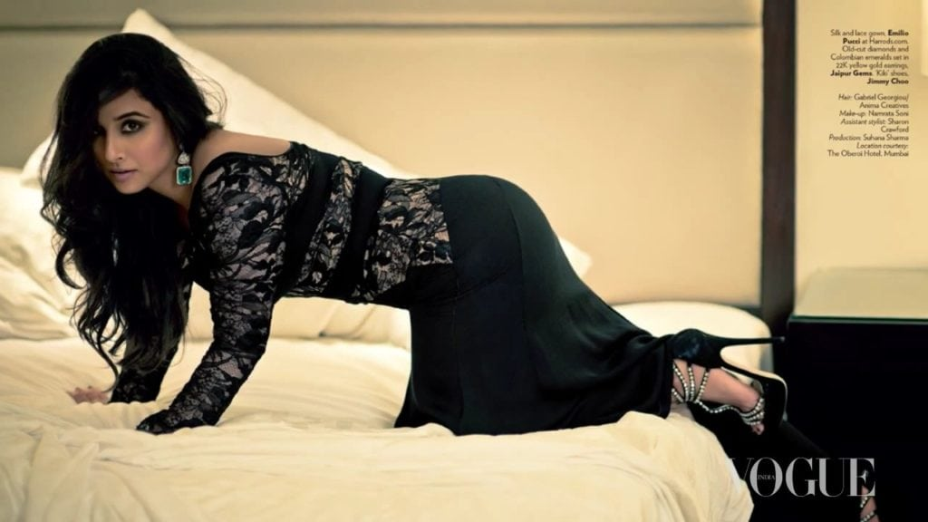 Vidya Balan 21 Best Hot Latest Magazine Super Hot Photoshoot