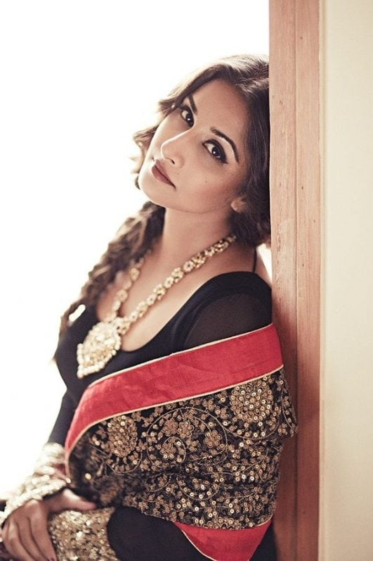 Vidya Balan 21 Best Hot Latest Magazine Super Hot Photoshoot (2)
