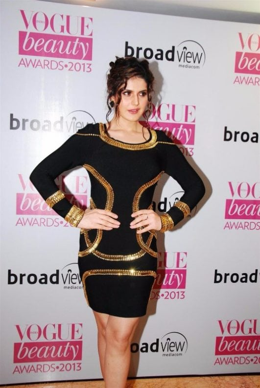 zarine-khan-vogue-beauty-awards