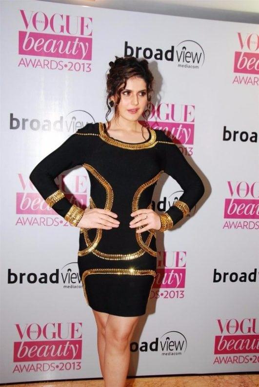 zarine-khan-vogue-beauty-awards