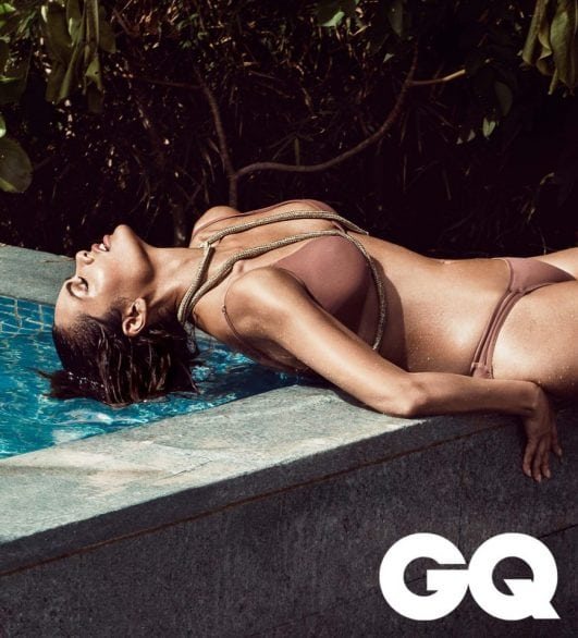 Esha Gupta GQ India Magazine Hot Latest PhotoShoot Pics