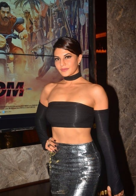 Jacqueline Fernandez topless latest photos