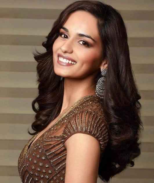 Manushi Chhillar latest photoshoot miss india & miss world 2017