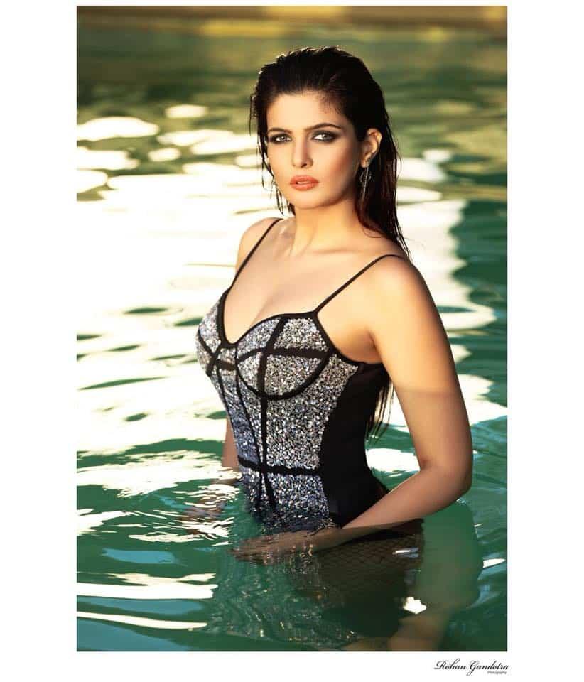 Ihana Dhillon bikini hot photoshoot