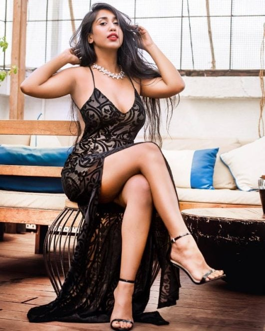 MTV Splitsvilla 7 contestants Scarlett Rose
