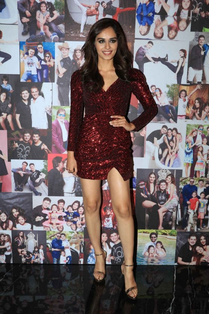 Miss-World-Manushi-Chhillar at daboo ratnani event