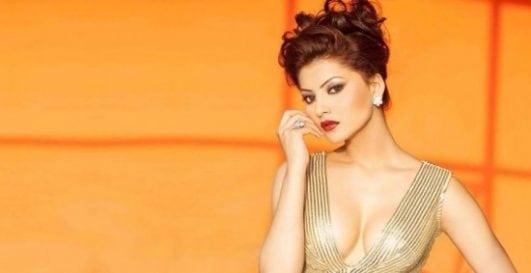 Urvashi Rautela hot look