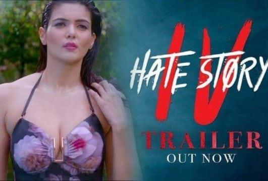 ihana dhillon hate story 4 poster