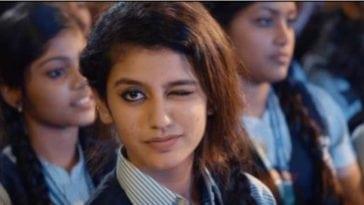 Priya Prakash Varrie 21 Hot Photos of 'National crush' Oru Adaar Love actress Wiki Bio