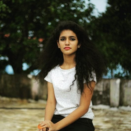 Priya Prakash Varrie 21 Hot Photos of 'National crush' Oru Adaar Love actress Wiki Bio