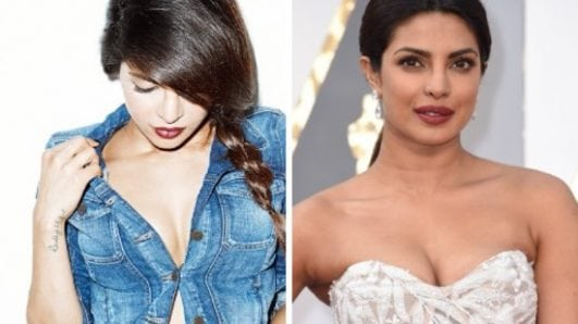 32 Stunning  Sexy Priyanka Chopra Boobs Pics Dont Miss-7188