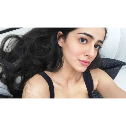 Chunky Pandey Daughter Ananya Pandey Hot Photos (8)