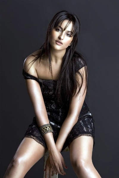 Hot Sonakshi Sinha Photo Shoot Bollywood Actress