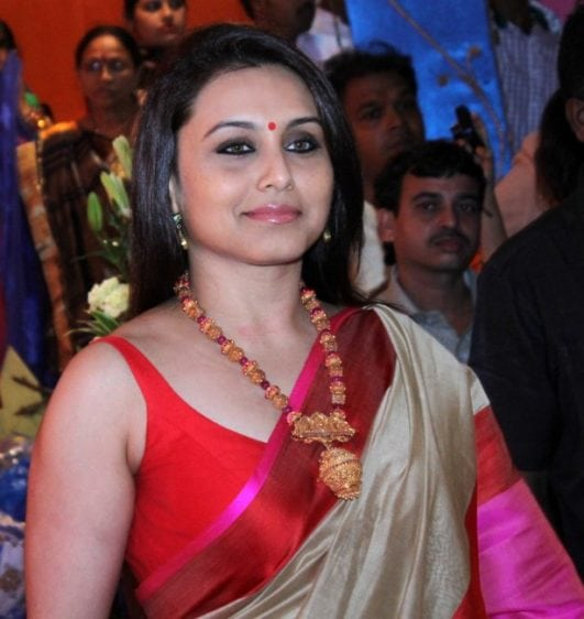 Rani Mukerji Hot Boobs