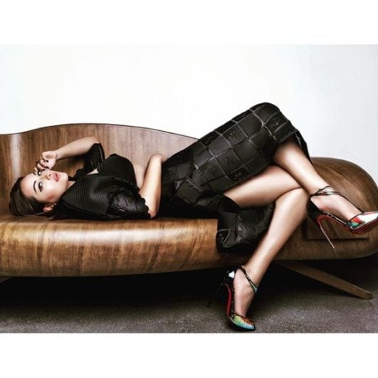 Sonakshi-Sinha hot Photo from a photoshoot