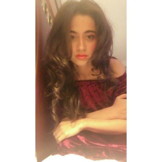 Ek Hasina Thi Sanjeeda Sheikh sexy instagram selfie