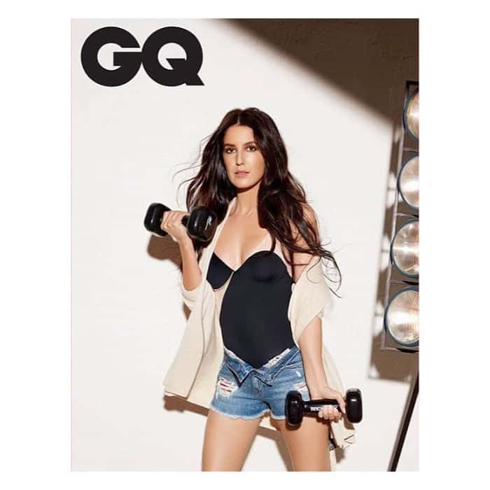 Isabelle Kaif hot gq photoshoot still