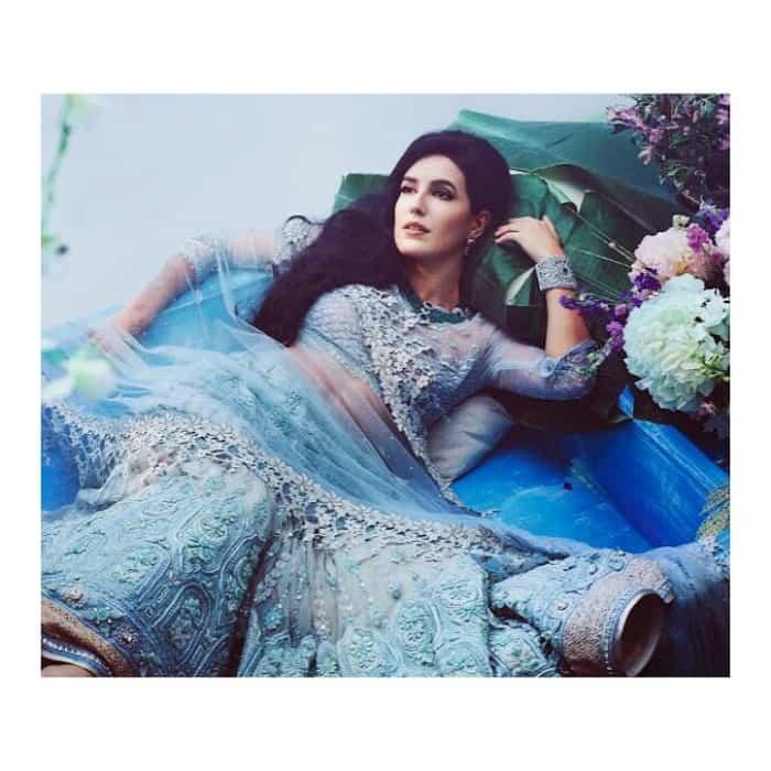 Katrina Kaif's sister Isabelle Kaif sexy pic