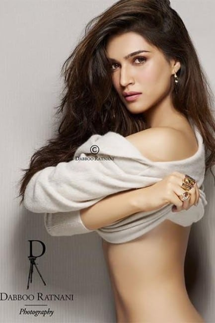 Kriti Sanon hot and sizzling latest daboo ratnani photoshoot