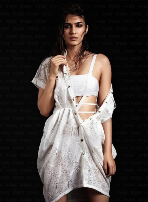 kriti sanon hot and sexy photoshoot still