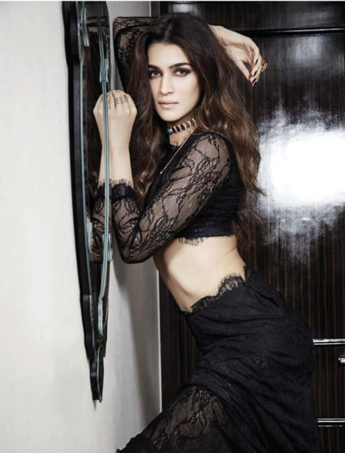 kriti sanon hot photos from her latest photoshoot