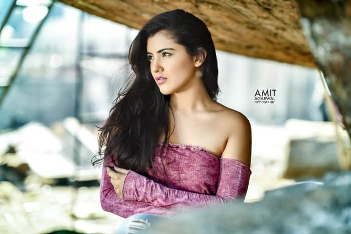 malvika sharma hot latest photoshoot still