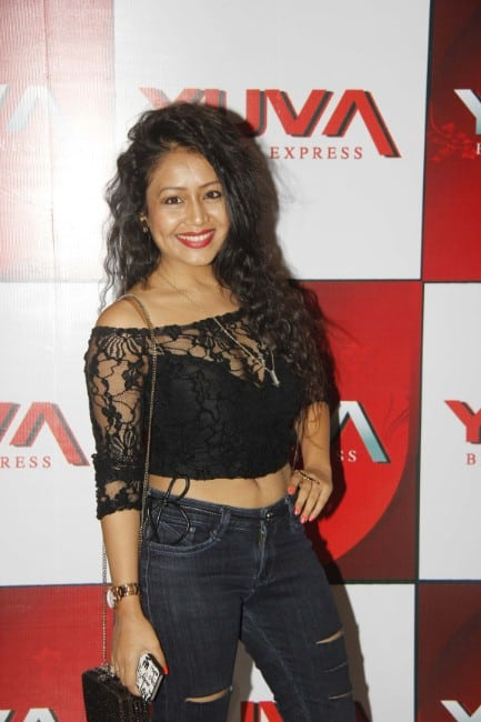neha kakkar at award function