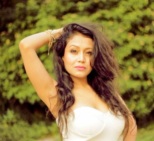 neha kakkar singer sexy looks in latest instagram post