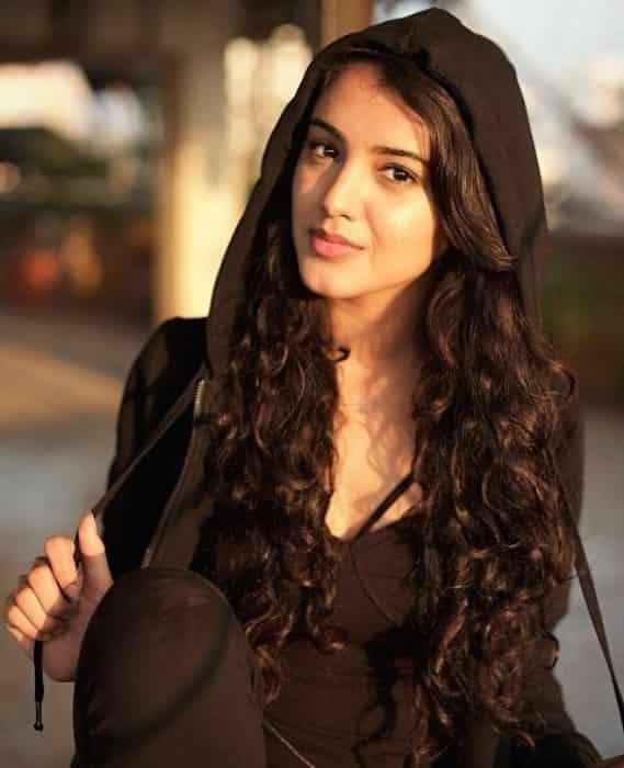 sexy Malvika Sharma at Nela Ticket movie actress